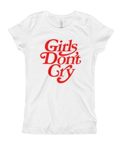 Custom Girls Don't Cry Youth T-Shirt