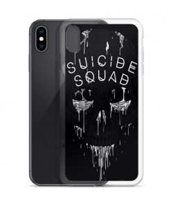 Suicide Squad Custom iPhone X Case