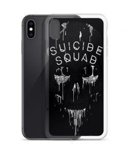 Suicide Squad Custom iPhone X Case