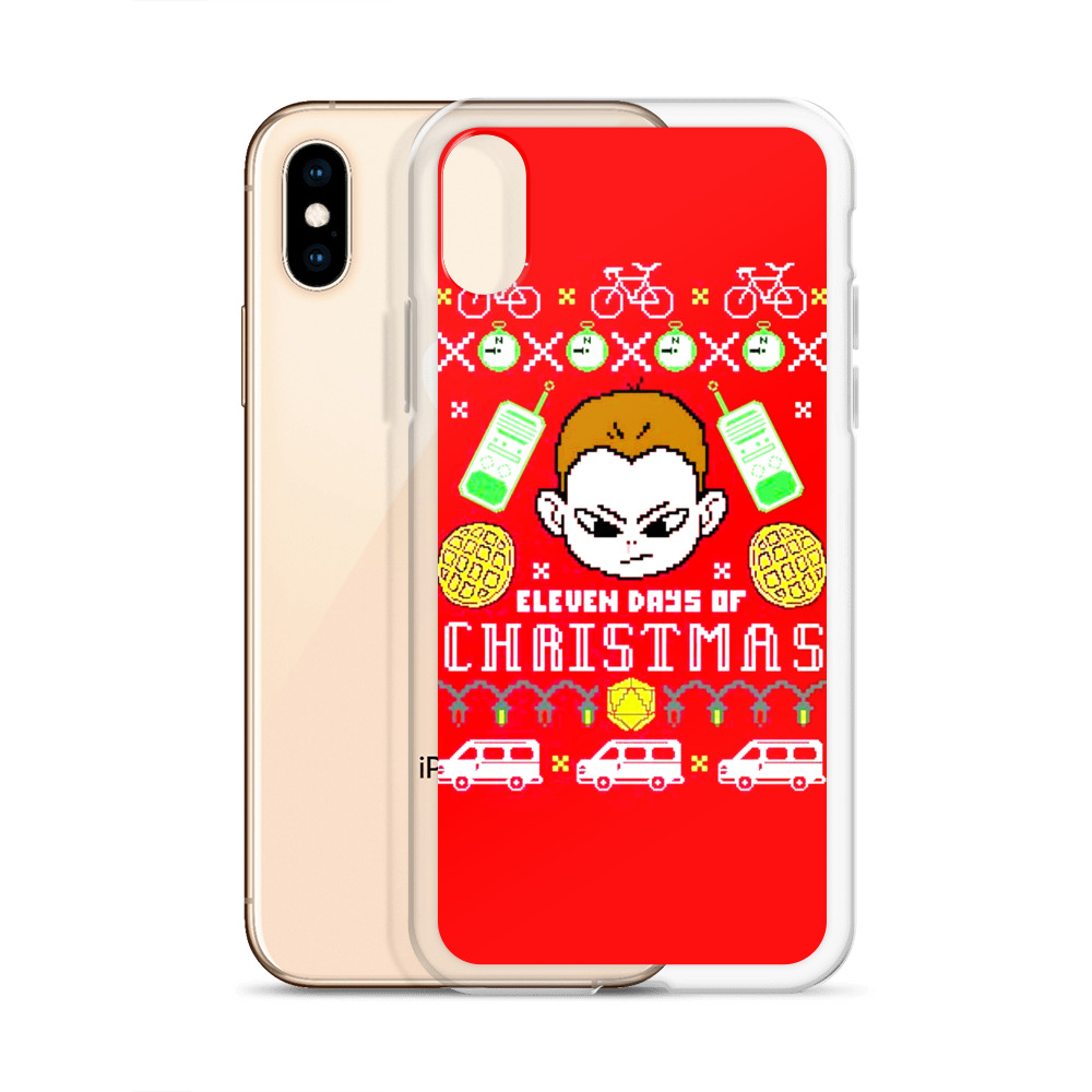 Christmas Iphone X Case.Eleven Days Of Christmas Custom Iphone X Case Iphone Xs Iphone Xr And More