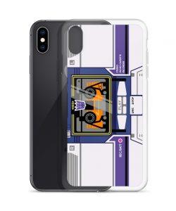 Soundwave Bombox Custom iPhone X Case