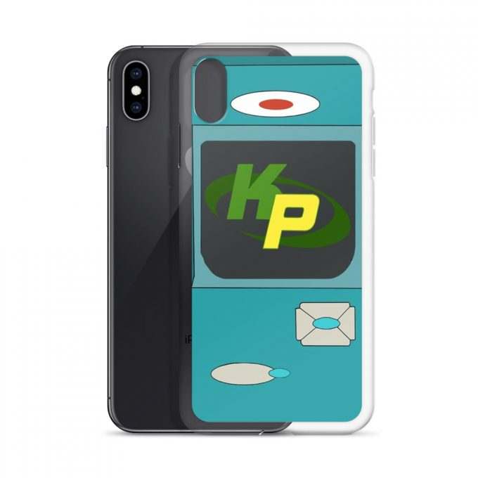 Kimmunicator KP Kim Possible Custom iPhone X Case