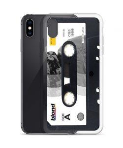 Ocean Blonde Blond Cassette Custom iPhone X Case