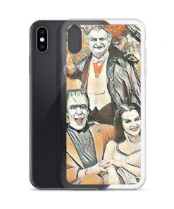 Munster Family Custom iPhone X Case