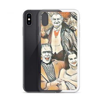 Munster Family Custom iPhone X Case