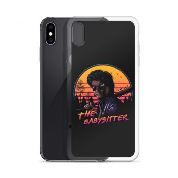 The Babysitter Custom iPhone X Case