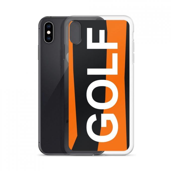 Amazing Golf Design Custom iPhone X Case