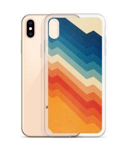 Barricade Colorful Custom iPhone Xs Case