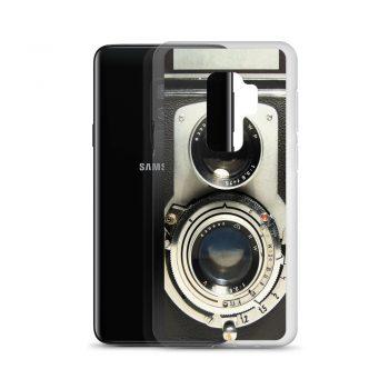 Vintage Camera Samsung Case