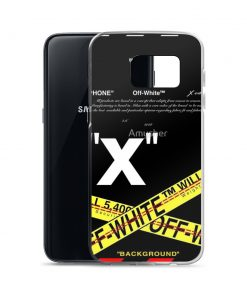 Best Cross Off White Samsung S8 Case
