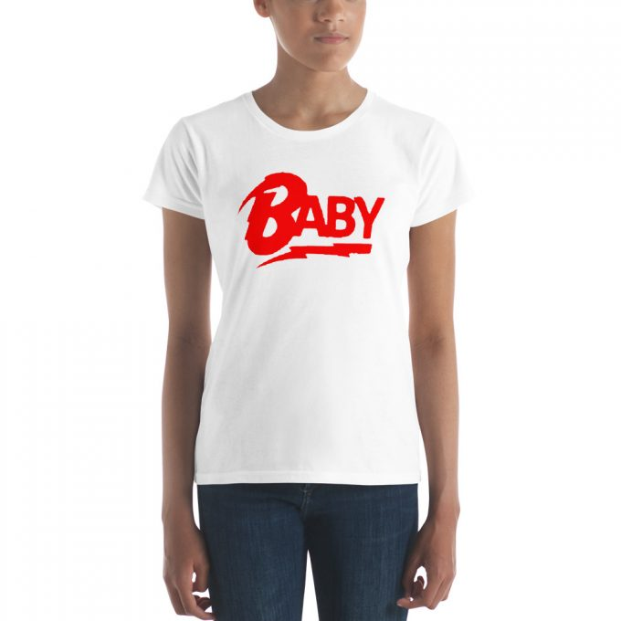 Baby Bowie Women T shirt