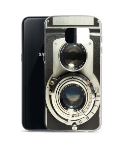Vintage Camera Samsung Case