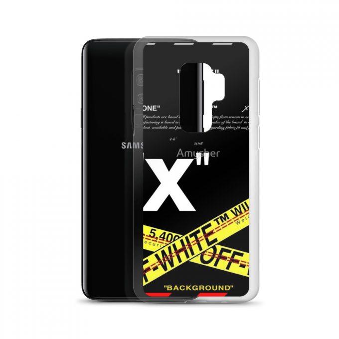 Best Cross Off White Samsung Case