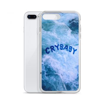 Crybaby Ocean Beach Custom iPhone X Case