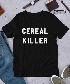 Cool Cereal Killer Unisex T Shirt