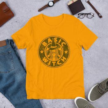 Basic Witch Starbucks Inspired Unisex T Shirt