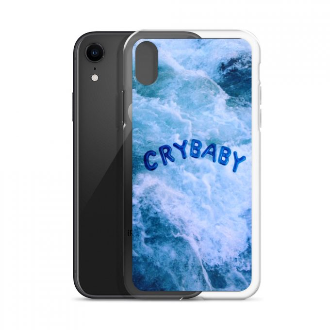 Crybaby Ocean Beach Custom iPhone X Case