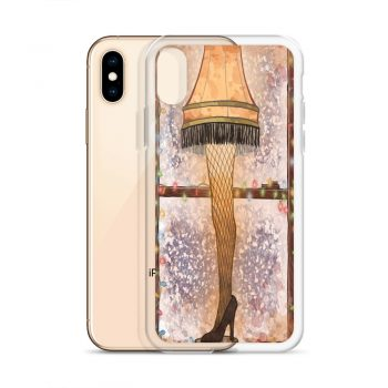 Ode to A Christmas Story Custom iPhone X Case