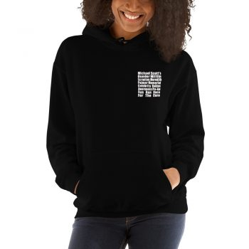 The Office Meredith Rabies Awareness Fun Run Hoodie