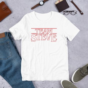 Stranger Things Team Steve Unisex T Shirt