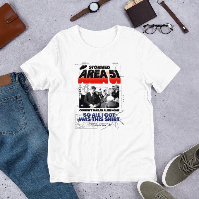 Area 51 Alien Home Unisex T Shirt