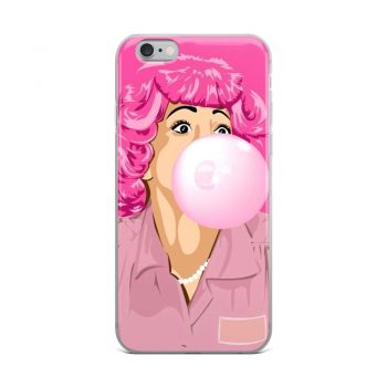 Frenchy Pink Ladies The Grease Custom iPhone X Case