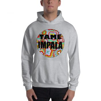 Tame Impala Psychedelic Unisex Hoodie