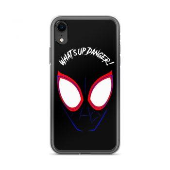 Spiderman Whats Up Danger Custom iPhone X Case