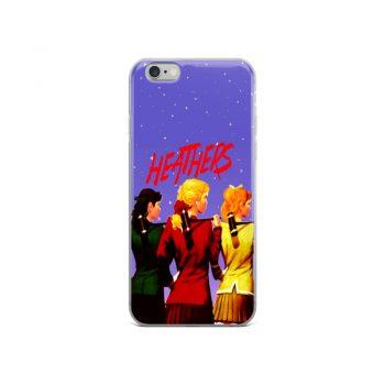 Heathers Classic Movie Custom iPhone X Case