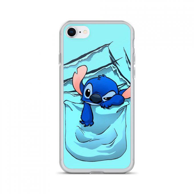 Disney Lilo Stitch Pocket Custom iPhone X Case