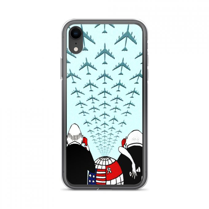 Dr Strangelove Classic Movie Custom iPhone X Case