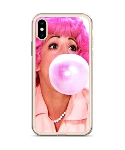 Vintage Beauty School Dropout Frenchy Custom iPhone X Case