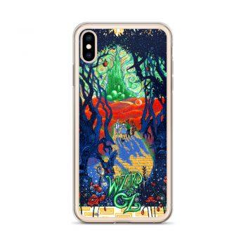 Trippy Wizard Of Oz Custom iPhone X Case