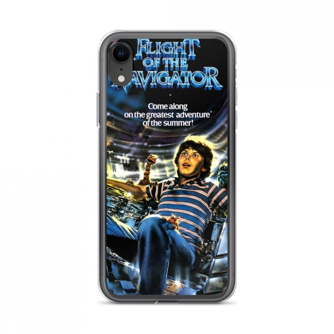 Flight The Navigator Movie Custom iPhone X Case