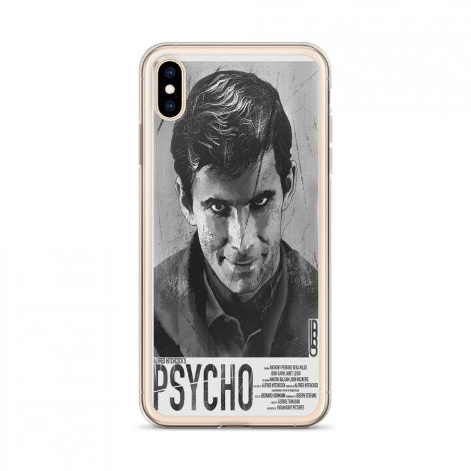 Psycho Classic Movie Custom iPhone X Case