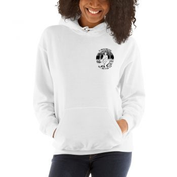 As Long as I Have a Face, You'll have a Place to Sit Hoodie