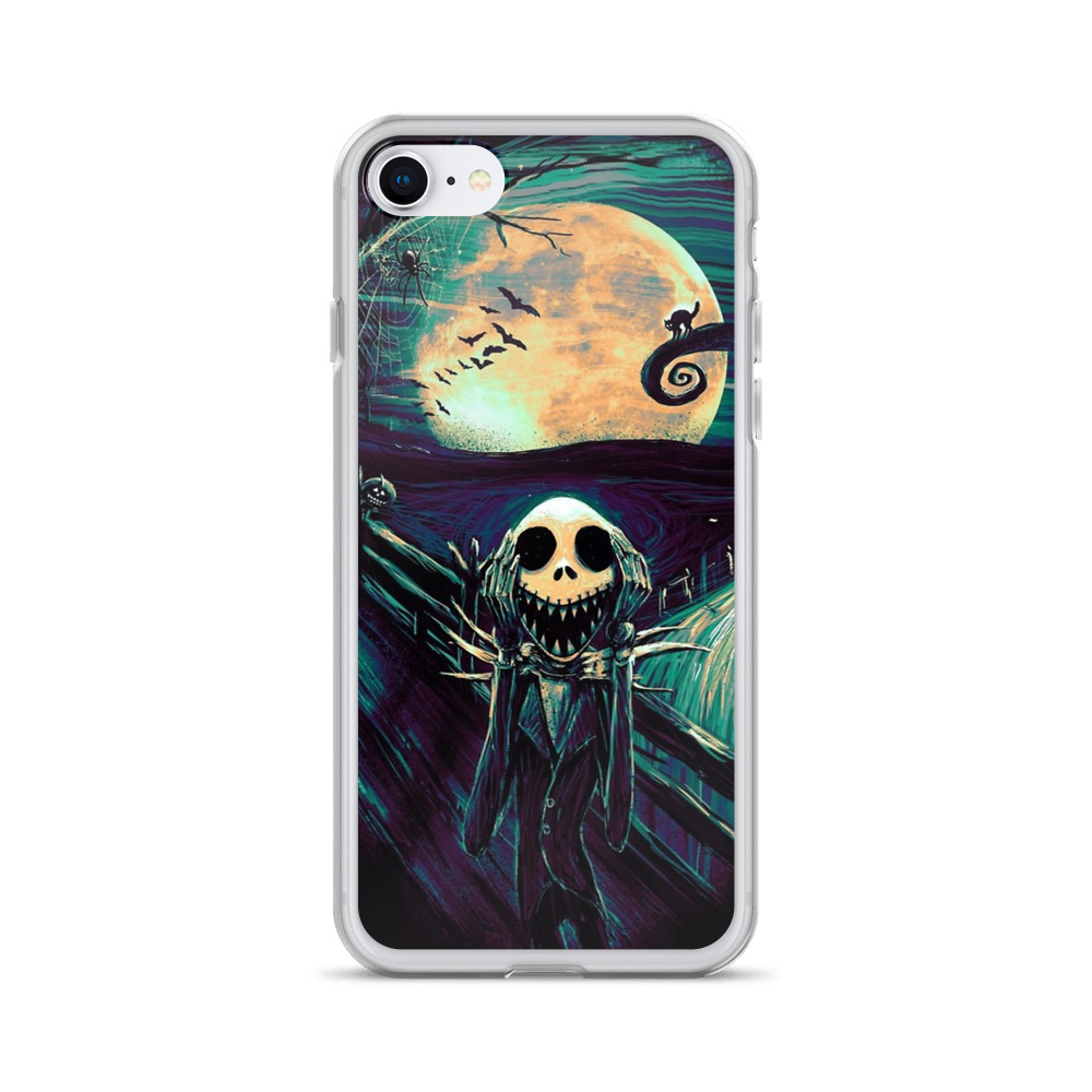 Christmas Iphone X Case.Nightmare Before Christmas Scream Custom Iphone X Case Masshirts