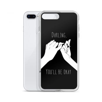 Darling You'll Be Okay Custom iPhone X Case