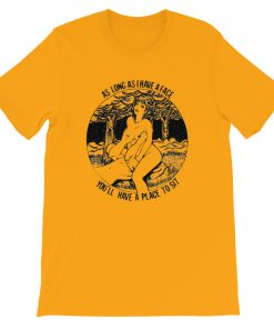 As Long as i have a face You'll Have a Place to Sit T Shirt