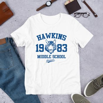 Stranger Things Hawkins Middle School T Shirt