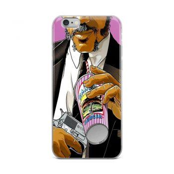 Pulp Fiction Kahuna Big Burger Custom iPhone X Case