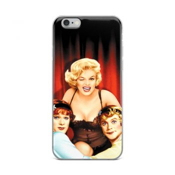 Some Like It Hot Classic Movie Custom iPhone X Case