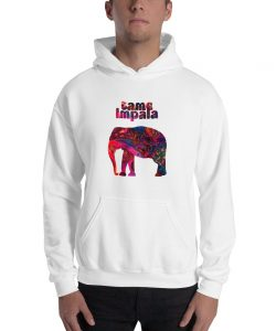 Tame Impala Elephant Art Unisex Hoodie