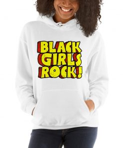 Black Girls Rocks Feminist Unisex Hoodie
