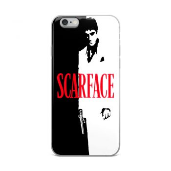 Al Pacino Scarface Classic Movie Custom iPhone X Case