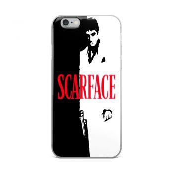 Al Pacino Scarface Classic Movie Custom iPhone X Case