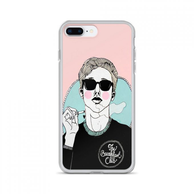 The Breakfast Club Custom iPhone X Case