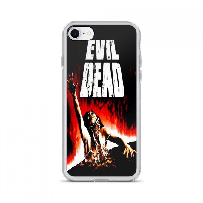 Evil Dead Vintage Horror Movie Custom iPhone X Case