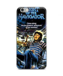 Flight The Navigator Movie Custom iPhone X Case