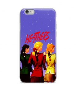 Heathers Classic Movie Custom iPhone X Case